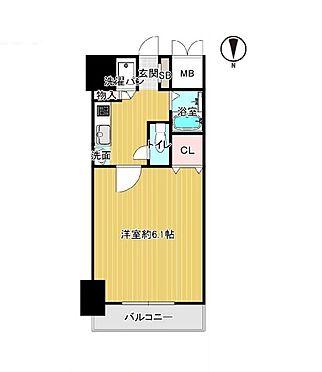 マンション(建物一部)-大阪市浪速区桜川1丁目 間取り