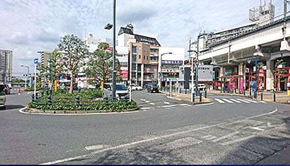 ビル(建物全部)-松戸市新松戸2丁目 周辺写真 駅前ロータリー
