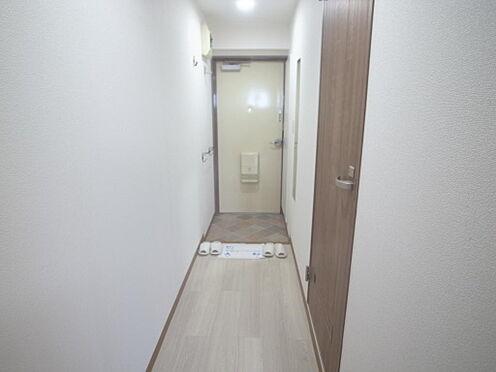 マンション(建物一部)-世田谷区上北沢4丁目 廊下・玄関ドア内側塗装済