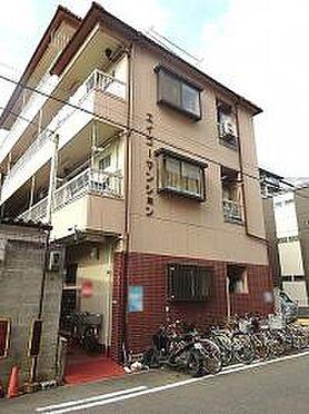 マンション(建物全部)-大阪市住吉区山之内3丁目 外観