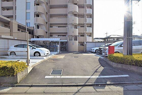 中古マンション-仙台市太白区富沢南2丁目 駐車場