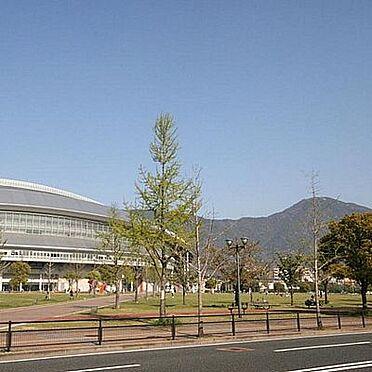 アパート-北九州市小倉北区熊本3丁目 三萩野公園(1212m)