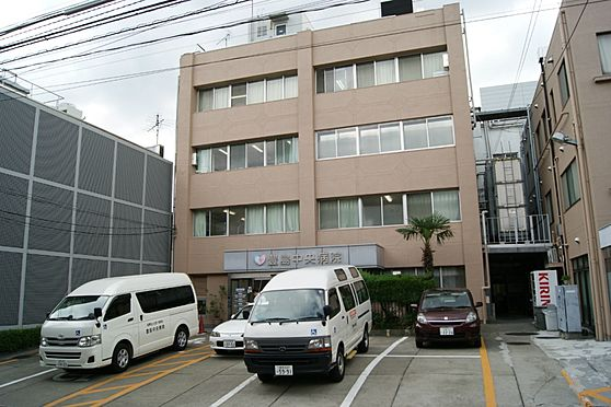 アパート-板橋区熊野町 【総合病院】豊島中央病院まで1315m