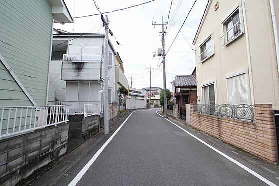 アパート-熊谷市見晴町 左側、該当建物
