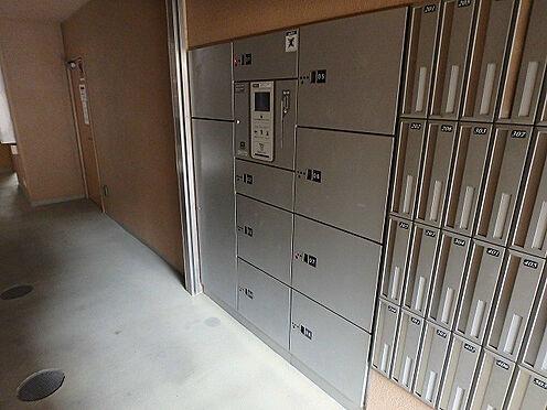 マンション(建物一部)-大阪市中央区南久宝寺町1丁目 宅配ボックスがあり、便利です。