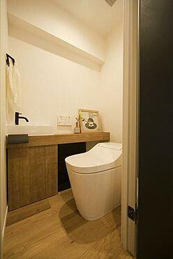 マンション(建物一部)-福岡市早良区西新1丁目 トイレ