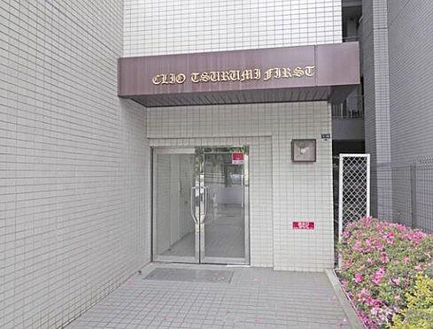 マンション(建物一部)-横浜市鶴見区市場富士見町 オートロック完備。セキュリティー面も安心