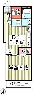 中古マンション-さいたま市南区大字太田窪 間取り