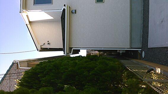 新築一戸建て-上尾市上町1丁目 外観/境界フェンス