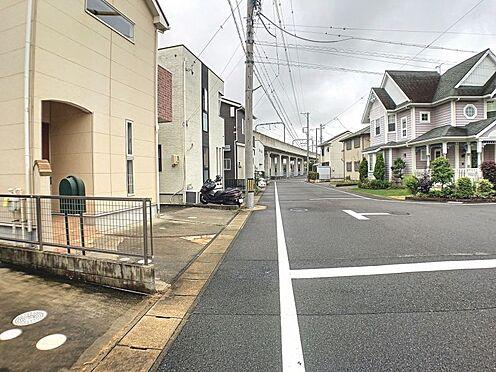 戸建賃貸-安城市桜井町塔見塚 前面道路