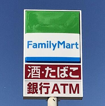 新築一戸建て-豊田市永覚新町1丁目 ファミリーマート 459m 徒歩約6分