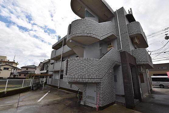 マンション(建物全部)-鹿児島市魚見町 当該物件裏から
