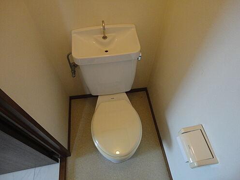 アパート-北相馬郡利根町大字八幡台 B棟:202 トイレ