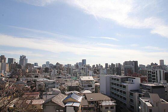 区分マンション-文京区白山2丁目 高台からの眺望は迫力のあるパノラマビュー。