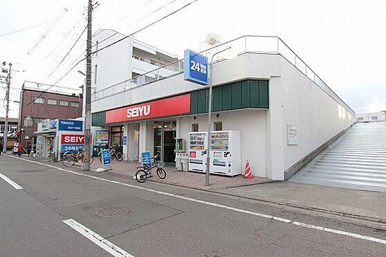 アパート-仙台市青葉区福沢町 西友小田原店までの距離750m