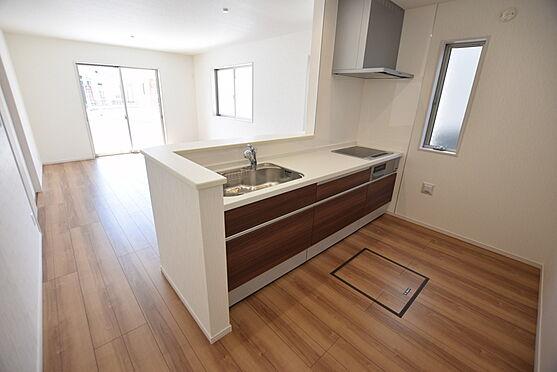 新築一戸建て-仙台市青葉区愛子東4丁目 キッチン