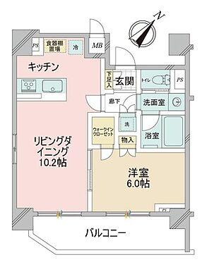 マンション(建物一部)-墨田区向島3丁目 間取り