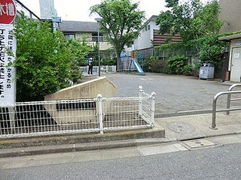 アパート-豊島区巣鴨5丁目 駒込六丁目児童遊園