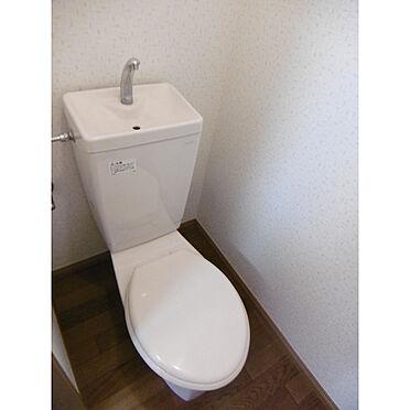 アパート-我孫子市青山台4丁目 トイレ