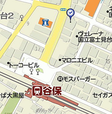 店舗事務所(建物一部)-国立市富士見台1丁目 その他