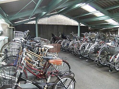 マンション(建物一部)-京都市右京区西院西貝川町 屋根のある駐輪場あり