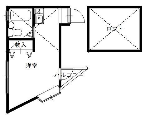 アパート-江戸川区西葛西1丁目 間取り