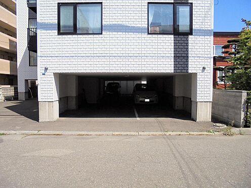 マンション(建物全部)-札幌市東区北二十三条東18丁目 駐車場