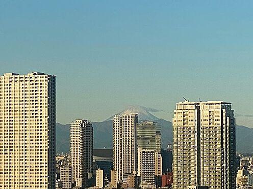 中古マンション-港区芝浦4丁目 富士山を望む眺望