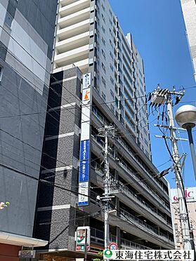 マンション(建物一部)-福島市栄町 別角度からのマンション外観写真