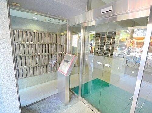 マンション(建物一部)-大阪市淀川区西中島4丁目 防犯設備あり