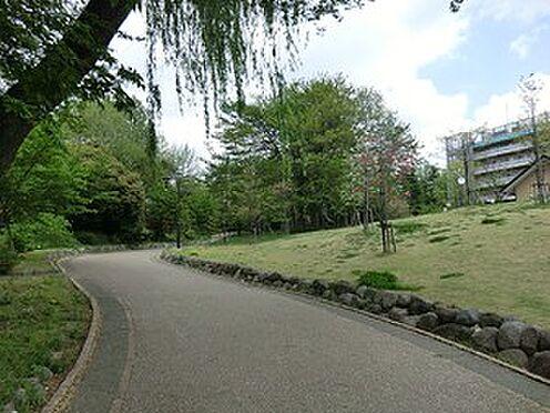 アパート-中野区江古田2丁目 周辺環境:江古田の森公園