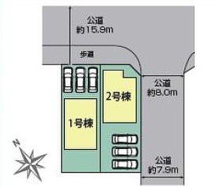 新築一戸建て-知多市つつじが丘1丁目 最新の販売状況はお問い合わせ下さい!