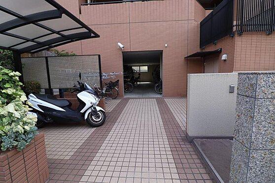 マンション(建物一部)-港区白金3丁目 バイク置き場