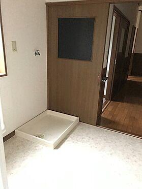 中古一戸建て-久喜市菖蒲町台 洗濯機置き場