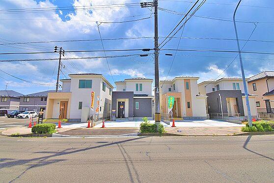 新築一戸建て-仙台市太白区東中田3丁目 外観