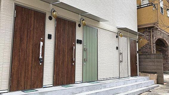 アパート-板橋区徳丸4丁目 エントランス