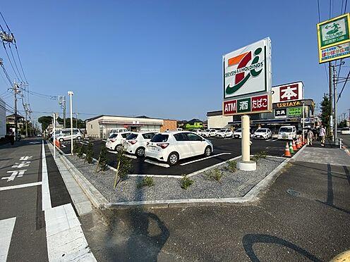 店舗・事務所・その他-羽村市栄町2丁目 角地。前面道路6m以上です。