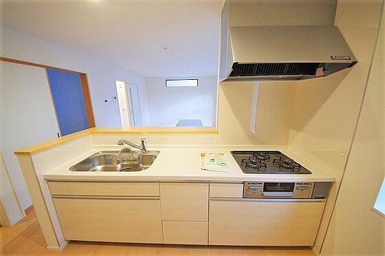 新築一戸建て-角田市梶賀字西 キッチン