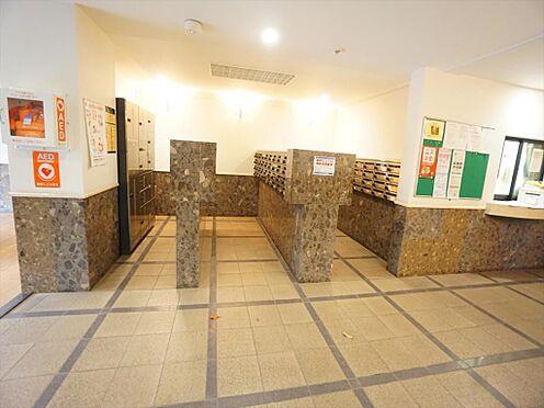 中古マンション-仙台市泉区七北田字八乙女 メールボックス横には管理人室があるのでプライバシーを守る配慮もしっかりとしており安心です。