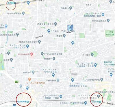 マンション(建物全部)-葛飾区堀切8丁目 その他