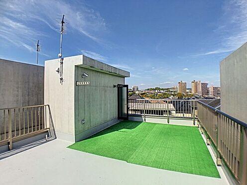 中古一戸建て-岡崎市羽根町字陣場 休日に大きく広い屋上で、ゆっくりとお過ごし頂けます♪