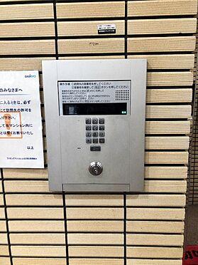 中古マンション-世田谷区上北沢4丁目 オートロック