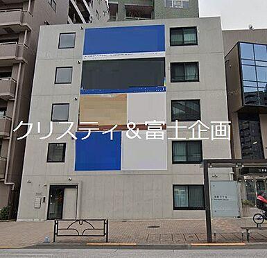 マンション(建物全部)-渋谷区本町 外観