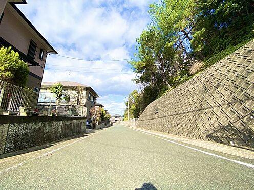 中古一戸建て-大野城市つつじケ丘6丁目 前面道路幅員6.0m以上!車の出し入れも安心です!
