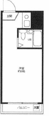 マンション(建物一部)-中野区中央2丁目 間取り