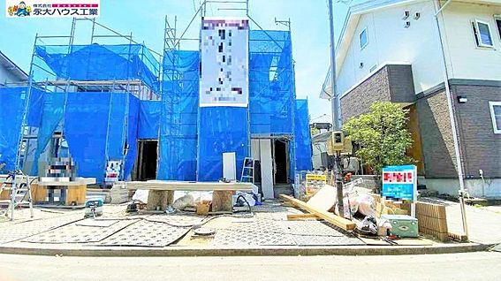 新築一戸建て-仙台市若林区文化町 外観