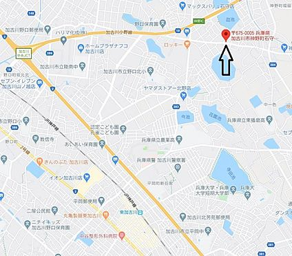 建物全部その他-加古川市神野町石守1丁目 間取り