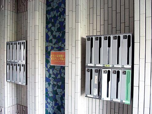 中古マンション-八王子市別所1丁目 メールBOX