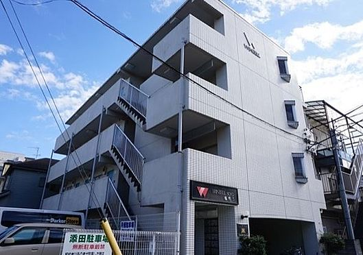 マンション(建物一部)-横浜市鶴見区元宮1丁目 ウインベル・ソロ鶴見第五・ライズプランニング