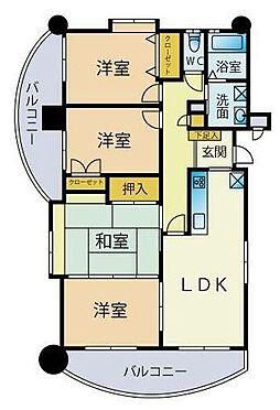 マンション(建物一部)-北九州市小倉北区高峰町 2020年4月水回り・内装一部リフォーム済み。